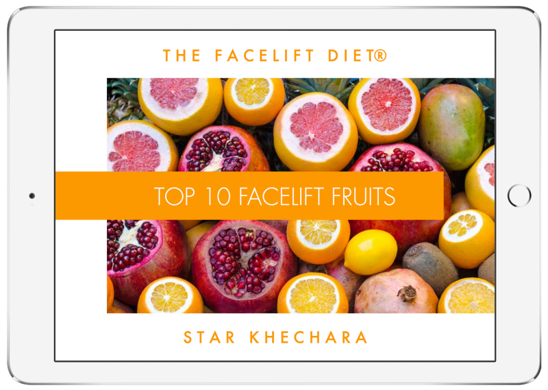 Top 10 Facelift Fruits -Free Download