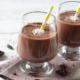 Anti-ageing chocolate smoothie